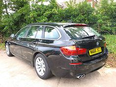 eBay: 2017 66 BMW 5 SERIES 520 2.0TDi ESTATE TOURING AUTO DAMAGED REPAIRABLE SALVAGE #carparts #carrepair