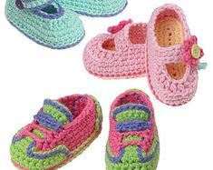The Sophia Grace Baby Girl Shoes are soft and comfortable for little feet. These adorable baby shoes are sure to become favorite projects for shower gifts. The Sophia Grace Baby Girl Shoes pattern includes three shoe styles Baby Girl Crochet, Crochet Baby Booties, Crochet Slippers, Love Crochet, Crochet For Kids, Cute Baby Shoes, Baby Girl Shoes, Girls Shoes, Baby Boots