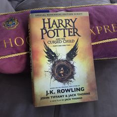 With the recent release of Harry Potter and the Cursed Child and being a fan of the Harry Potter book series, I am happily sharing my review here.