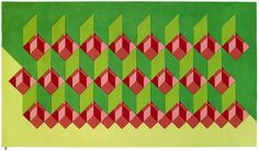 Rug by Nathalie Grenon for Kasthall #Rug #Nathalie_Grenon #Kasthall