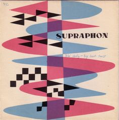 Supraphon record cover