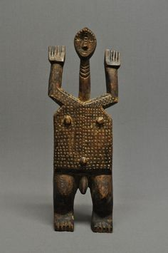 Ngbaka Carving, DRC, African Carving