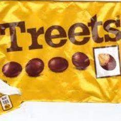Treets (chocolade)  Kijk voor meer merken op www.VerdwenenMerken.nl