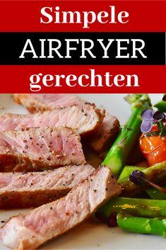 Actifry, Air Fryer Recipes, Snacks, Baking, Meat, Wordpress, Food, Website, Appetizers