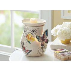 Better Homes and Gardens Full-Size Wax Warmer, Butterflies - Walmart.com