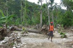 Haiti - Hurricane Sandy Brings Hardship for Haitian Families