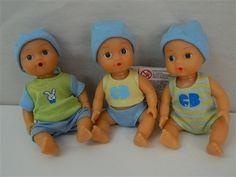 Bambolina MINI CICCIOBELLO giocattolo bambine 3+ Giochi Preziosi T148