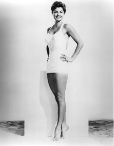 Gorgeous Vintage Swimsuits ~ Esther Williams.
