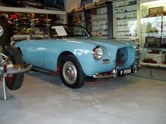 my 1900 # 63 in the www.volvomuseum.nl Loosdrecht, Holland