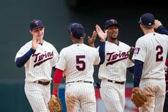 MLB Power Rankings: What can we learn from the first week of the season?   April 10, 2017:      21. MINNESOTA TWINS (5-1)  -    One Nice Thing: THE TWINS ARE 5-1!!!!! The last time Minnesota started the year 4-0, as they did this year, was 1987. They won the World Series that season.   One Not-So-Nice Thing: They went 5-1 it against the Royals and White Sox, who are not good at the baseball. And don't expect a league-leading team ERA of 2.25 all year, either.