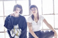 "Dilly Dally release ""fkkt"" EP and share new videoWithGuitars"