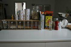Bulk foods storage