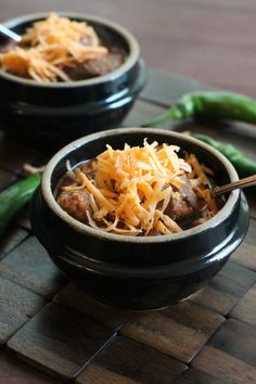 Korean Kimchi Chili -- Um, how come no one thought of this before?! Amazing!