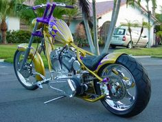 West Coast Choppers, Custom Choppers, Jesse James, Easy Rider, Cars And Motorcycles, Motorbikes, Old School, Harley Davidson, Bobbers