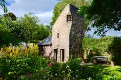 Spectacular 17th century stone cottage for up to four people.  Rustic-chic and quirky, it was once a home for pigeons!