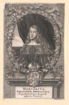 Margarita Teresa de Austria, Infanta de España.