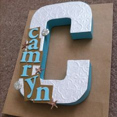 Crafty letters