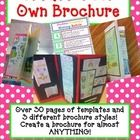 Your students will be completely engaged in this Brochure Report!  This is a fun way your students can show what they have learned about a book in ...