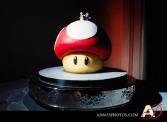 Mario grooms cake This is so Justin! lol