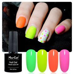 1 new message Nail Art Tools, Nail Art Diy, Diy Nails, Manicure, Neon Gel Polish, Nailart, Nail Salon Decor, Pretty Nail Art, Fashion Wall Art