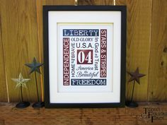 July 4th Decoration Free Printables | Fourth of July Fun {Free Printables, Recipes and Crafts} | |