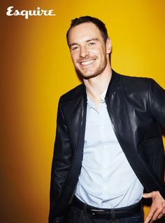 michael fassbender | Michael Fassbender – Esquire | Someone behind the screen