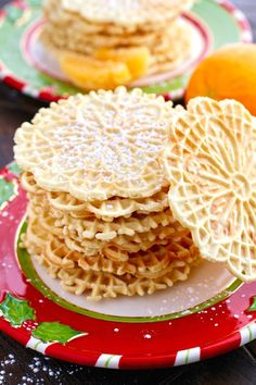 Italian Cookie Recipes, Delicious Cookie Recipes, Italian Cookies, Italian Desserts, Just Desserts, Dessert Recipes, Yummy Food, Cookie Flavors, Italian Foods