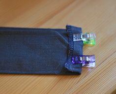 Fler BLOG | emilywa / Jak ušít roušku bez střihu Belt, Accessories, Belts, Jewelry Accessories