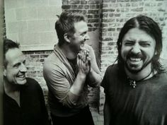 Them Crooked Vultures with John Paul Jones (Led Zeppelin), Josh Homme (Kyuss, Qotsa, EofDM) and Dave Grohl (Nirvana, Foo Fighters) #photography #music #rock