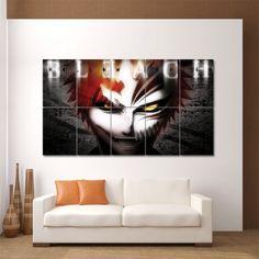 Bleach Hollow Ichigo Block Giant Wall Art Poster (P-0106)