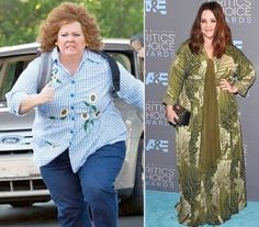Melissa McCarthy Shows Off Her Amazing Weight Loss at the MTV ...