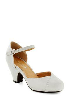 Fashionable Focus Heel in Mist, #ModCloth