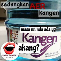 tag nni pe tmng yg jomblo, kse tau kalo setidaknya ada water yang 'kangen' pa dya