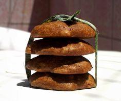 Biscoitos integrais de canela super fáceis