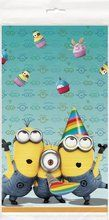 Despicable Me Plastic Table Cover Cloth Tablecover Tablecloth