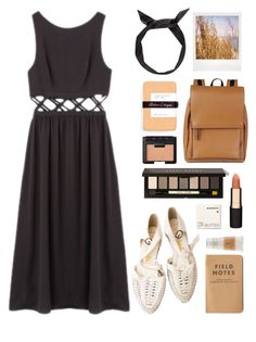 """""""The Final Days of Summer"""" by gangsterwizard ❤ liked on Polyvore featuring Atelier Cologne, Bobbi Brown Cosmetics, Korres, NARS Cosmetics, Marni, Mimco, Tocca, women's clothing, women and female"""