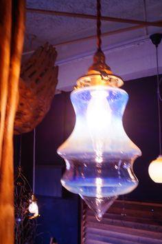 #ペンダントランプ #照明 #コスモランプ #デザイン照明 #borosilicate #giyaman #glass