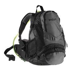A hydration day pack is a must.  You will need a way to carry water, food, and first aid supplies on your day hikes.  Magellan Outdoors™ Pinejack Hiking Backpack