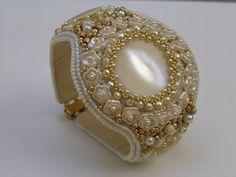 bead embroidery bracelet nr 6