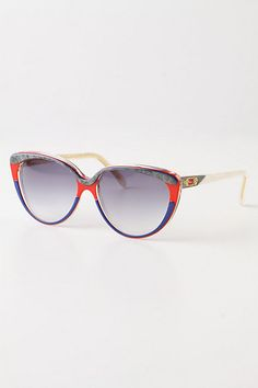 Swirled Cat Vintage Shades #anthropologie