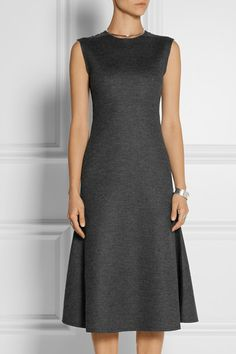 The Row midi dress