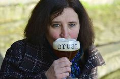 An exclusive interview by Erik Verdonck with Anne-Françoise Pypaert, the new head brewer at the Belgian #Trappist brewery of #Orval.