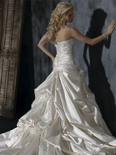 2-maggie-sottero-maggie-sottero-ambrosia-gown-with-tags-size-4 - The dress  my Teresa wore on her wedding day!