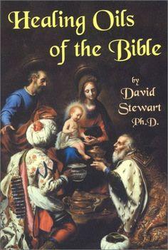 Healing Oils of the Bible by David Stewart http://www.amazon.com/dp/0934426988/ref=cm_sw_r_pi_dp_I-frub0JCD5EY