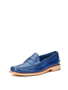 Leather Loafer from American Made: Footwear on Gilt