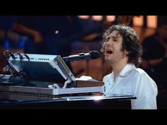 Josh Groban - Remember When It Rained. I had the coolest music video idea for this song years ago. Someday, Josh. Someday I'll produce that video.
