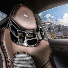 #Retro #Fabric #SeatInsert #Houndstooth #Porsche911R #Structure #Technology…