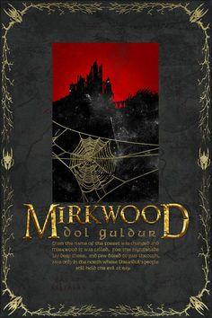 The Lord of the Rings: Mirkwood - Dol Guldur