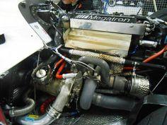 Megatron F1 engine