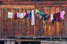 Laundry Around the World